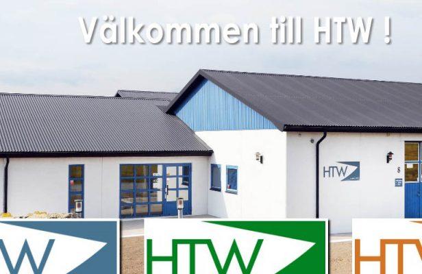 3 Webbsidor för HTW i Eslöv AB
